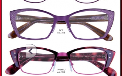 LaFont Reedition - Ivy Ingrid Hortense and Felicie