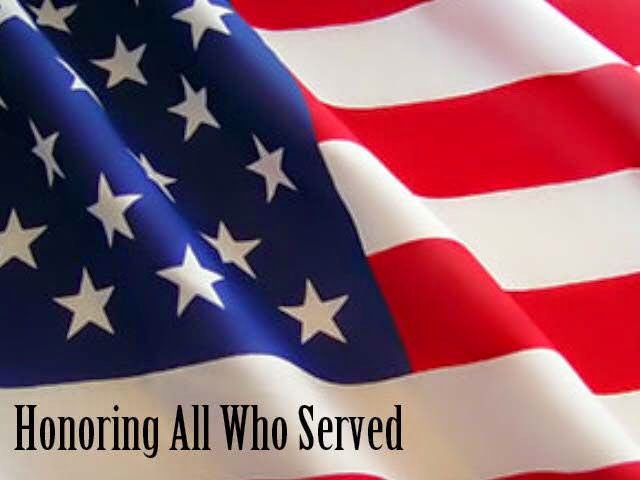 Closed in observation of Memorial Day 2015